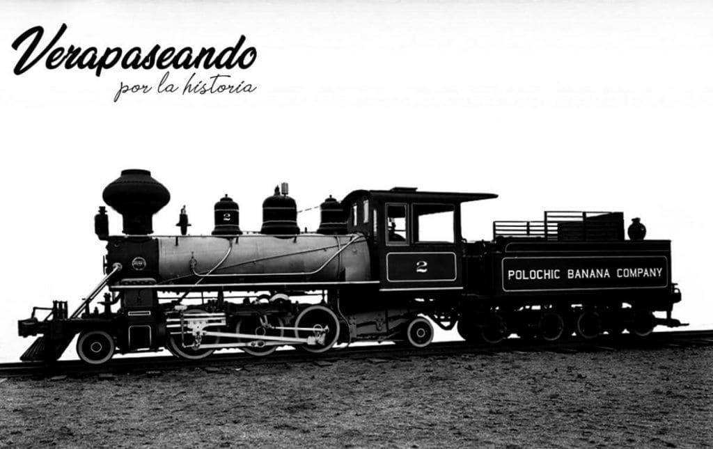 El Ferrocarril Verapaz conectaba con el Polochic