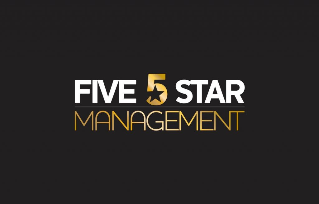 5 star management logo