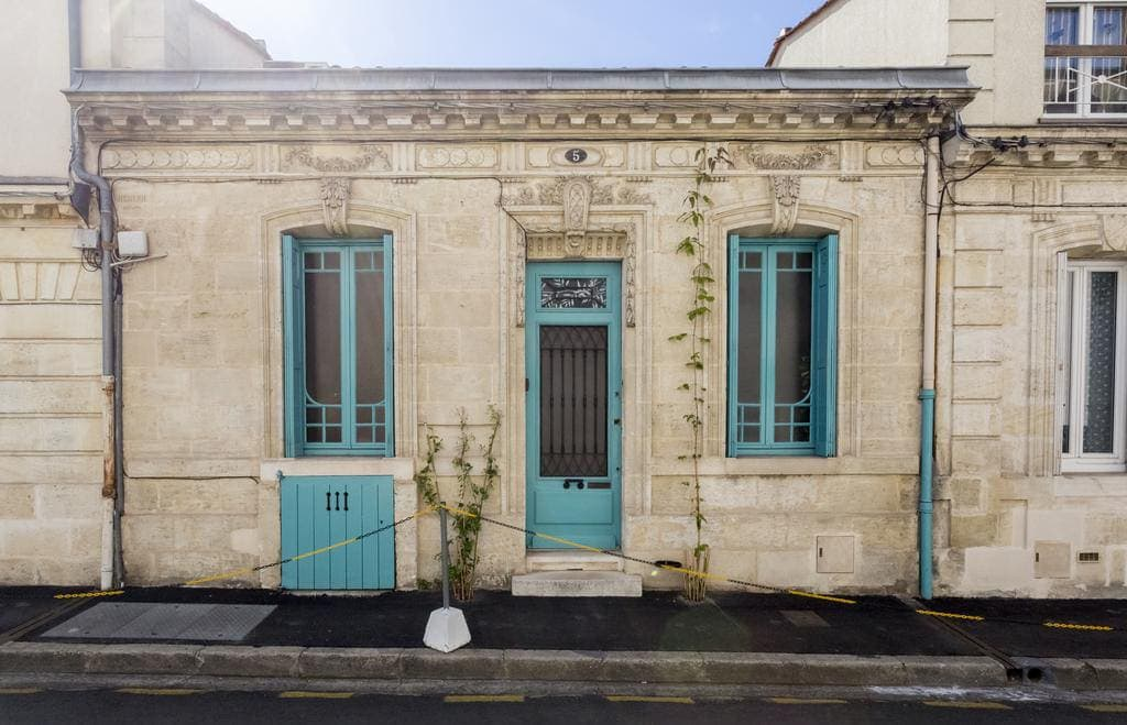 Single-storey house in Bordeaux