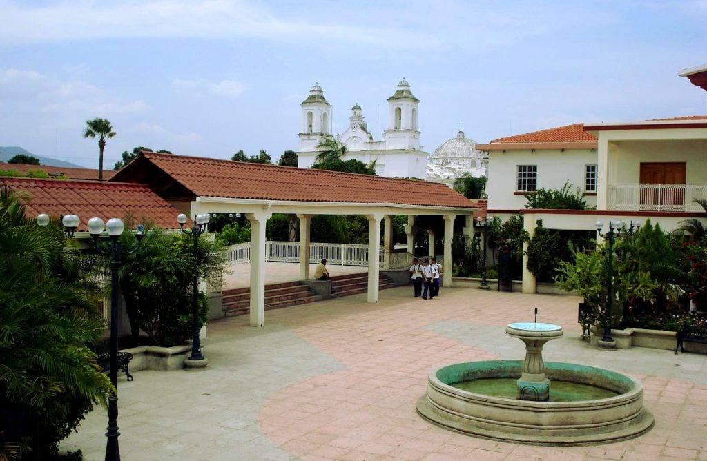 Plaza Central de Zacapa