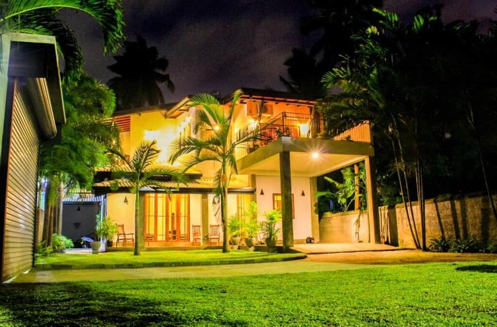 Villa Dominikku Negombo Sri Lanka