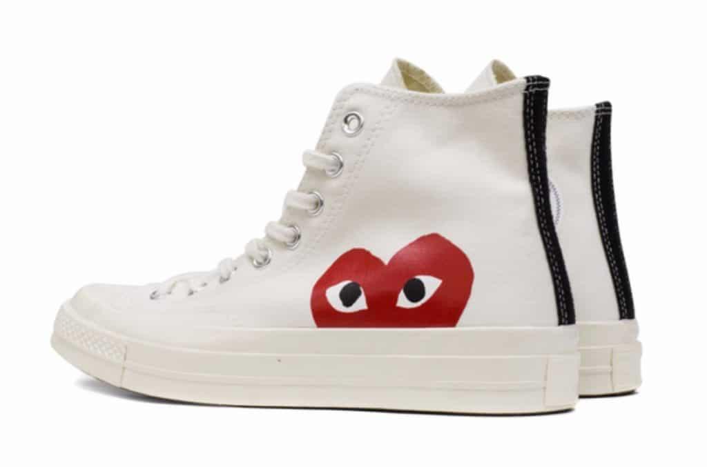 Converse Replica Shoes Converse Copy Fake AliExpress Commes De Garcon Limited Edition Shoe