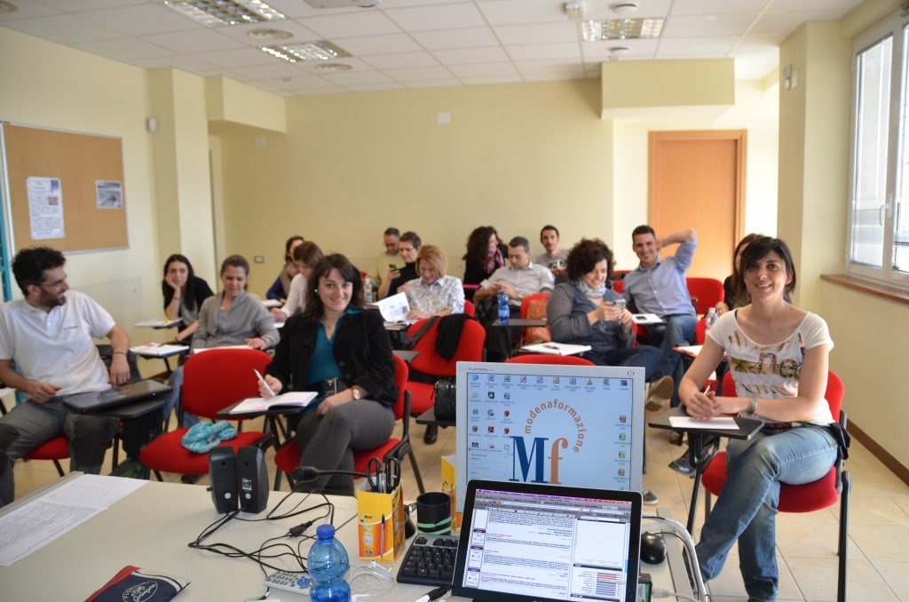 Corso modena formazione marketing