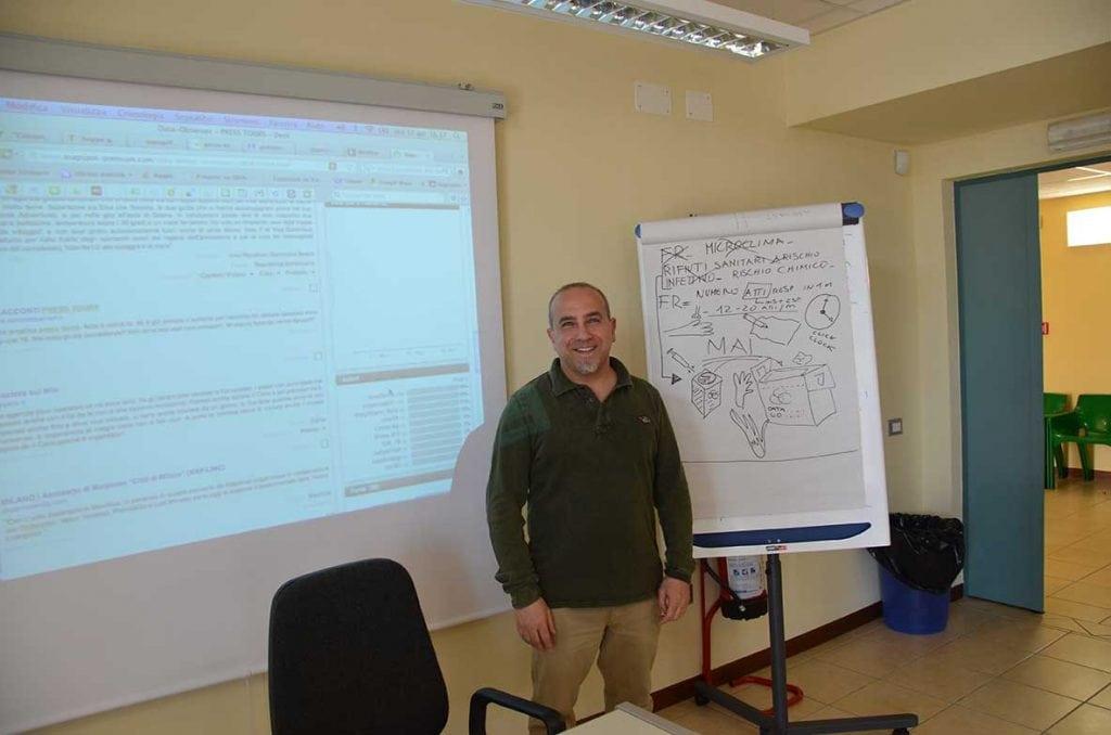 Giovanni Frenda, docente marketing, corso, corso Marketing, modena formazione
