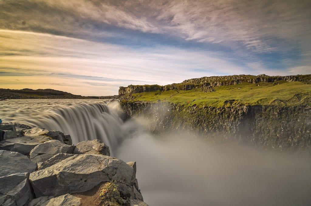 Iceland dettifoss