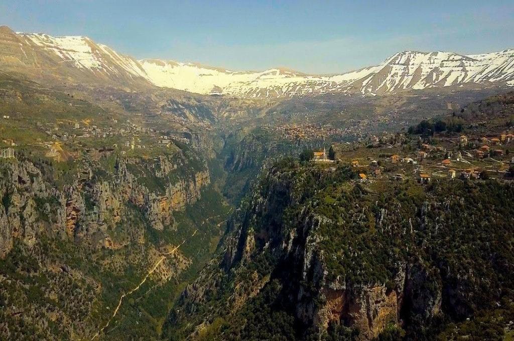 Kadisha Bsharre Lebanon Expedition tour package