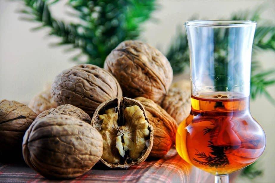 nuts, wallnuts, protein, food
