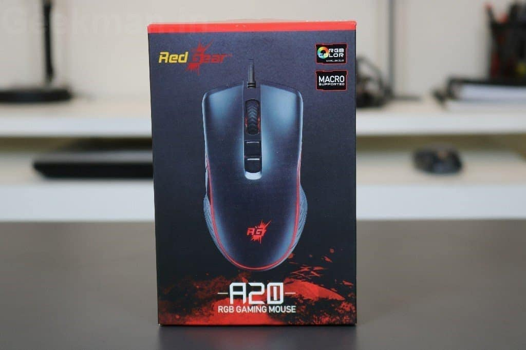 Redgear A20 Review