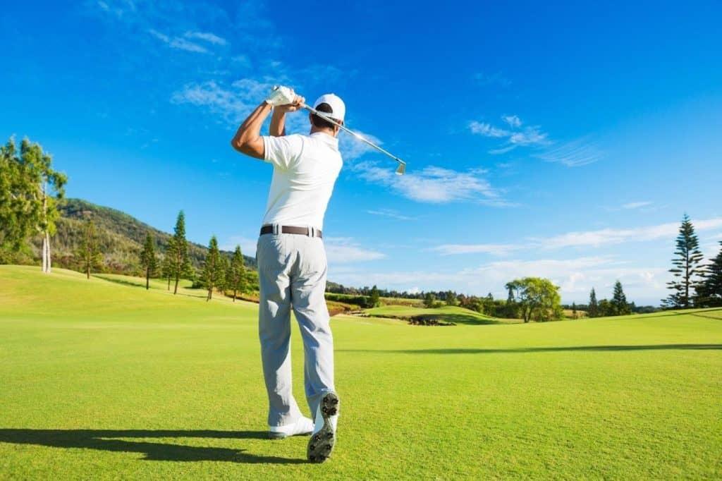 golf health
