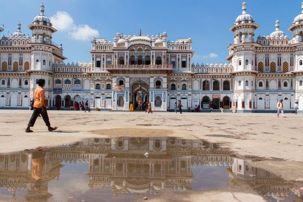 Janakpur- A religious place in nepal