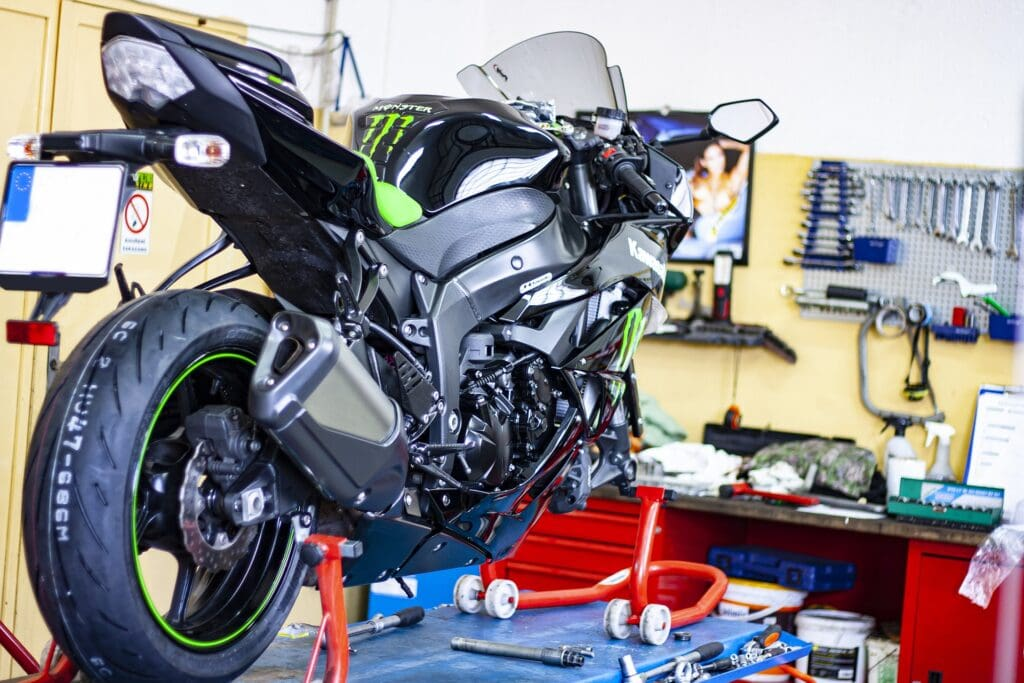Neumáticos de moto carretera