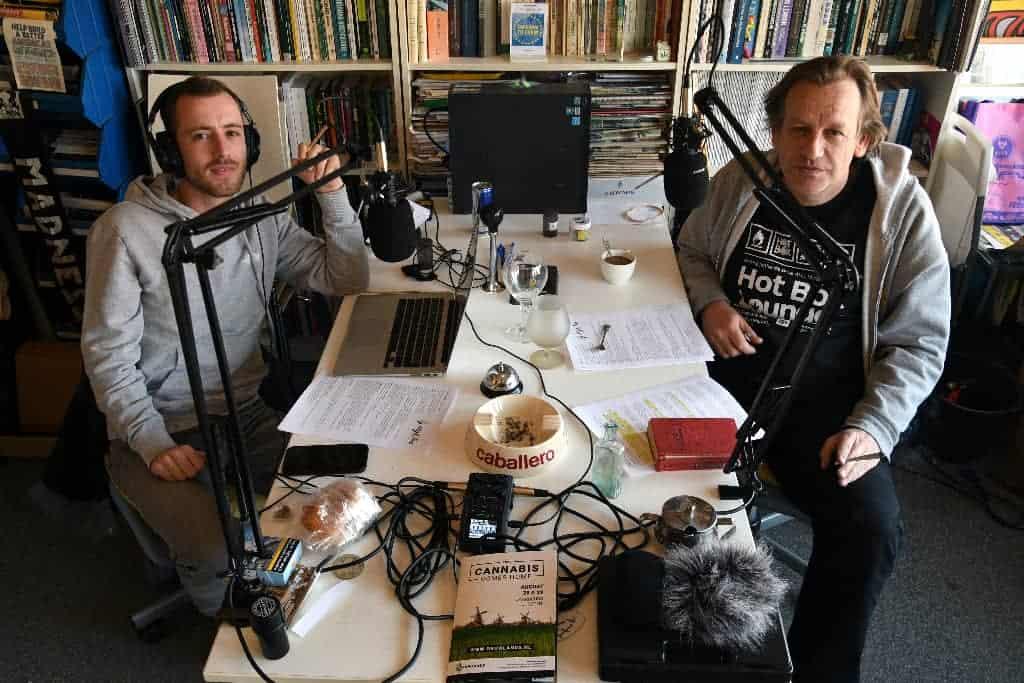 High Tea Potcast Derrick Bergman Rens Hoppenbrouwers