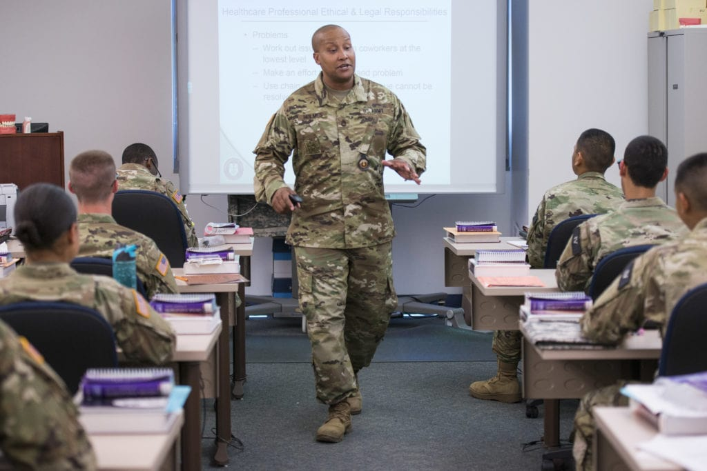 making connections on campus as a veteran