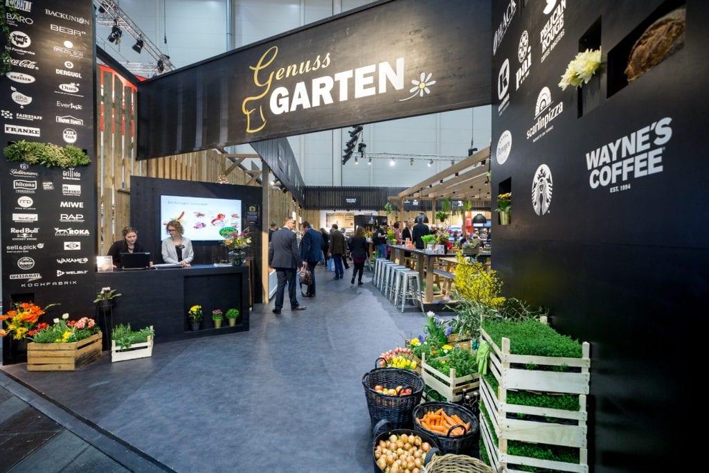 jardin d'agrément 2019 Internorga