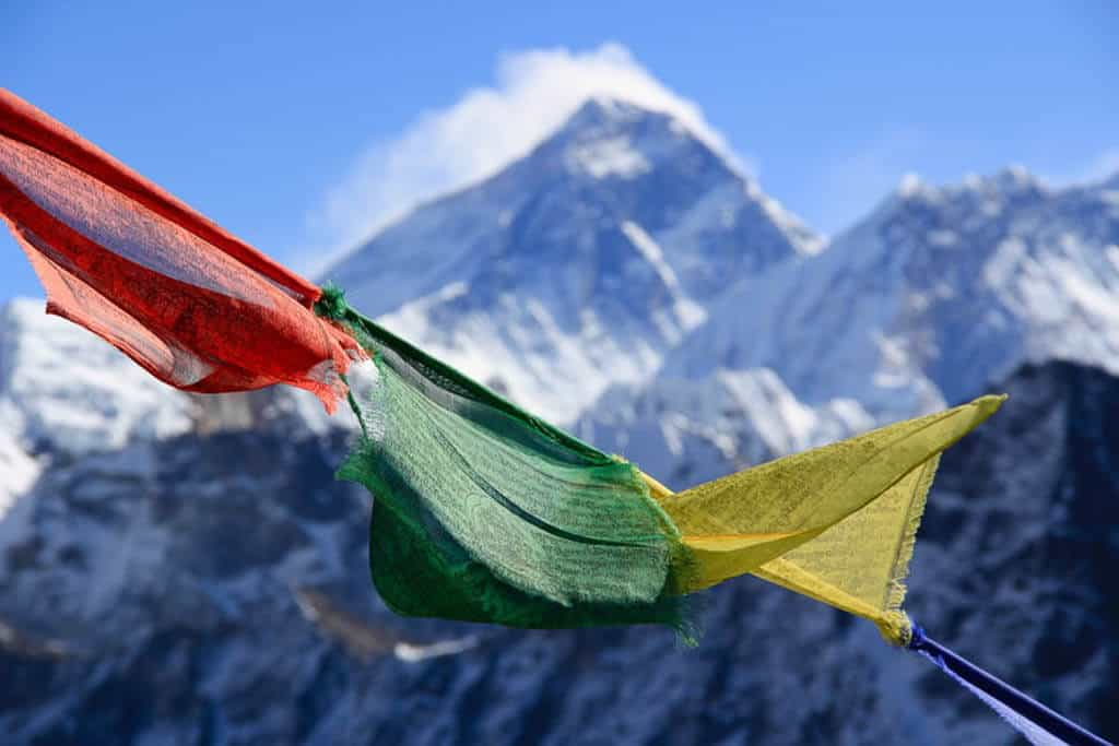 Prayer Flags in Nepal