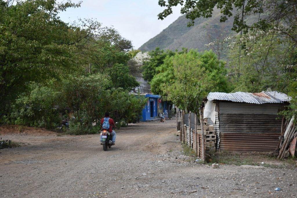 Aldea de los pueblos del Motagua en Guastatoya