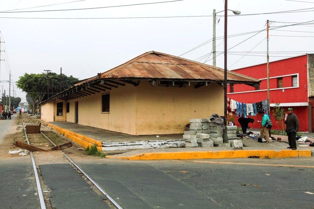 Antigua Estación La Ermita