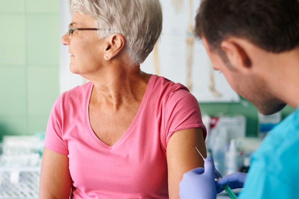 Pedido de informe de la Diputada Nacional Josefina Mendoza sobre el plan anual de Vacunación contra la gripe.