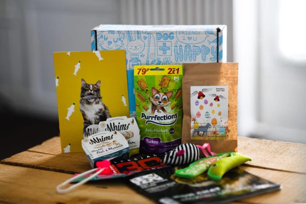 miaoubox avis sur la box pour chat