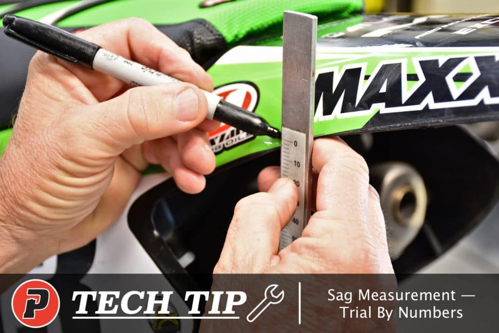 sag measurement precision concepts racing