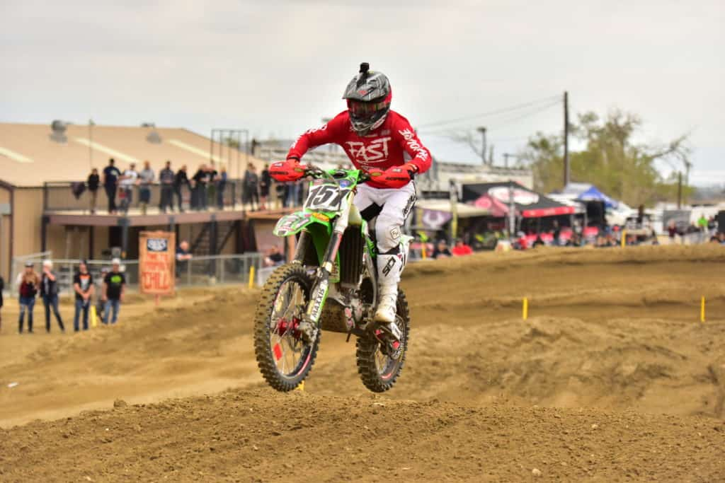 2018 day in the dirt clay hengeveld chaparral motorsports precision concepts kawasaki team green