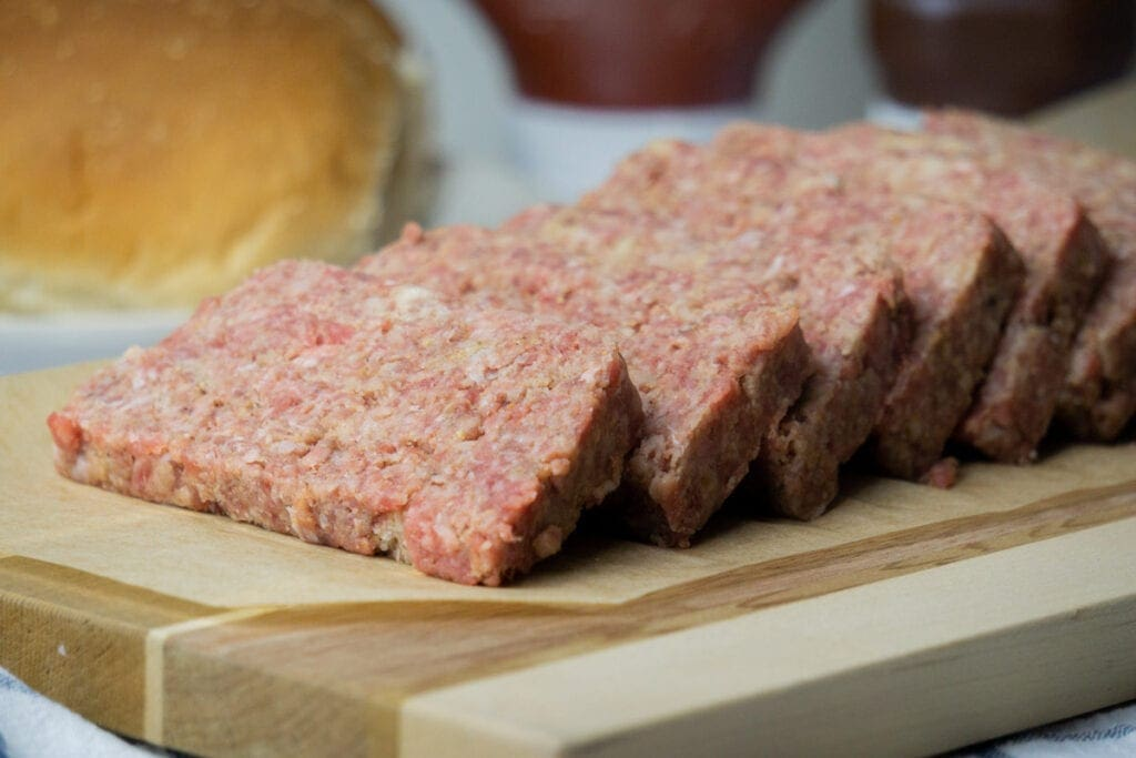 Scottish Square Sausage Lorne Sausage Recipe
