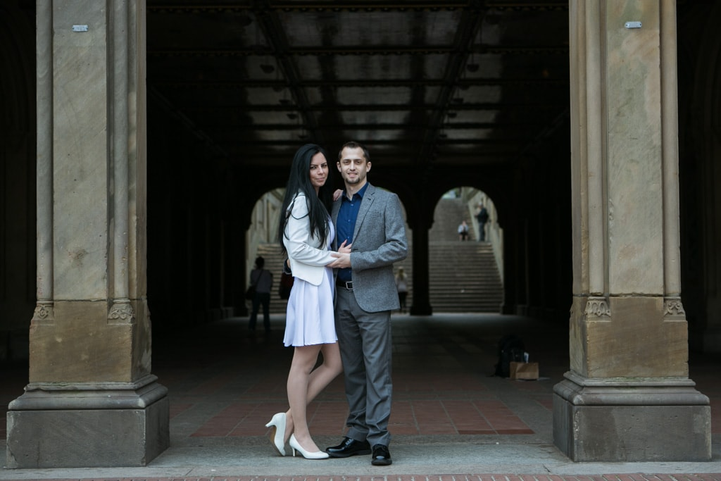 Photo 19 City Hall Wedding + Central Park | VladLeto
