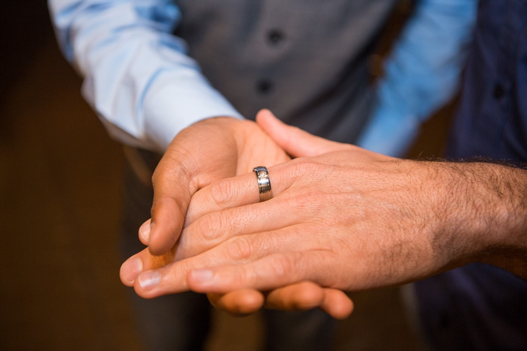 Photo 9 A Gay Wedding Proposal at Broadway's Cinderella | VladLeto