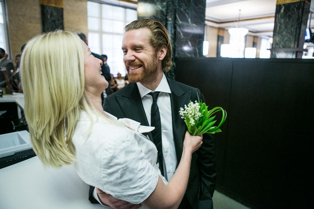 Photo 19 City Hall Wedding Nyc | VladLeto