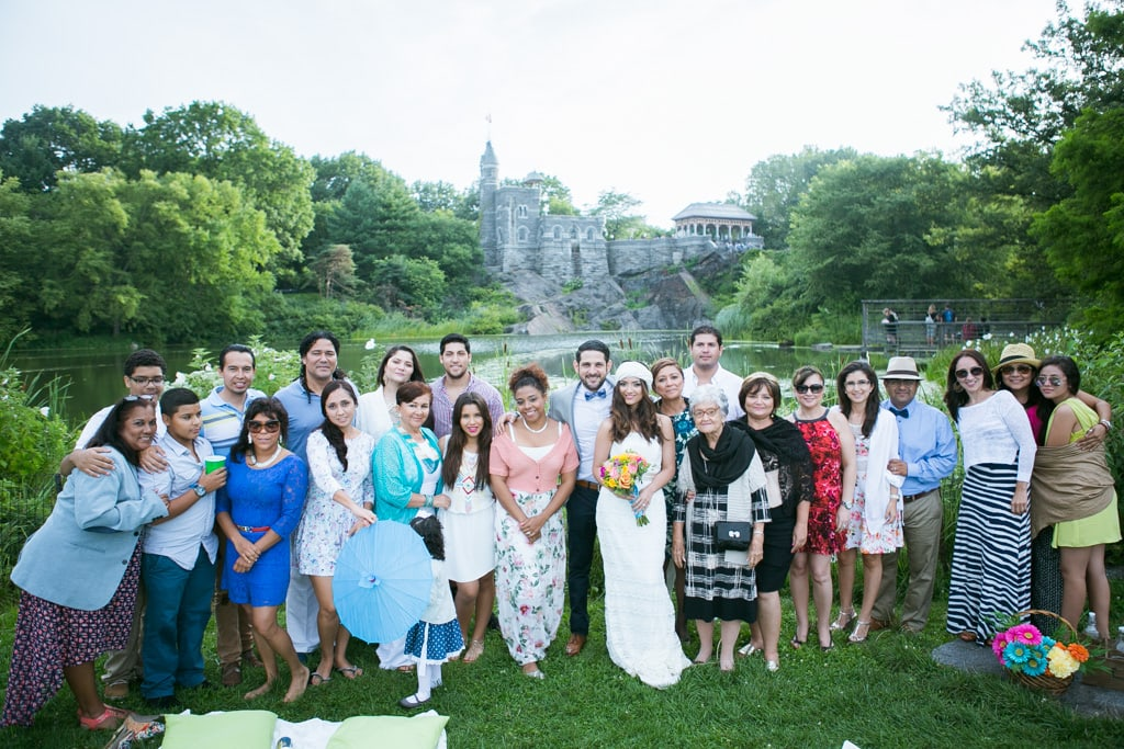 Photo 35 Wedding at Belvedere Castle in Central Park | VladLeto