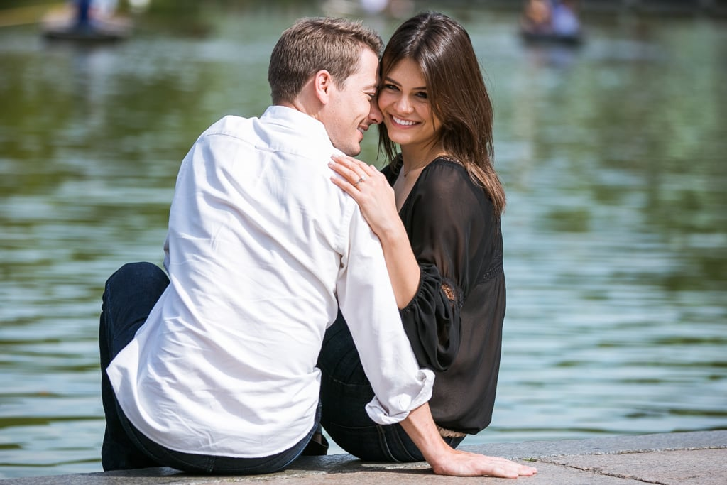 Photo 17 Engagement in Central Park | VladLeto