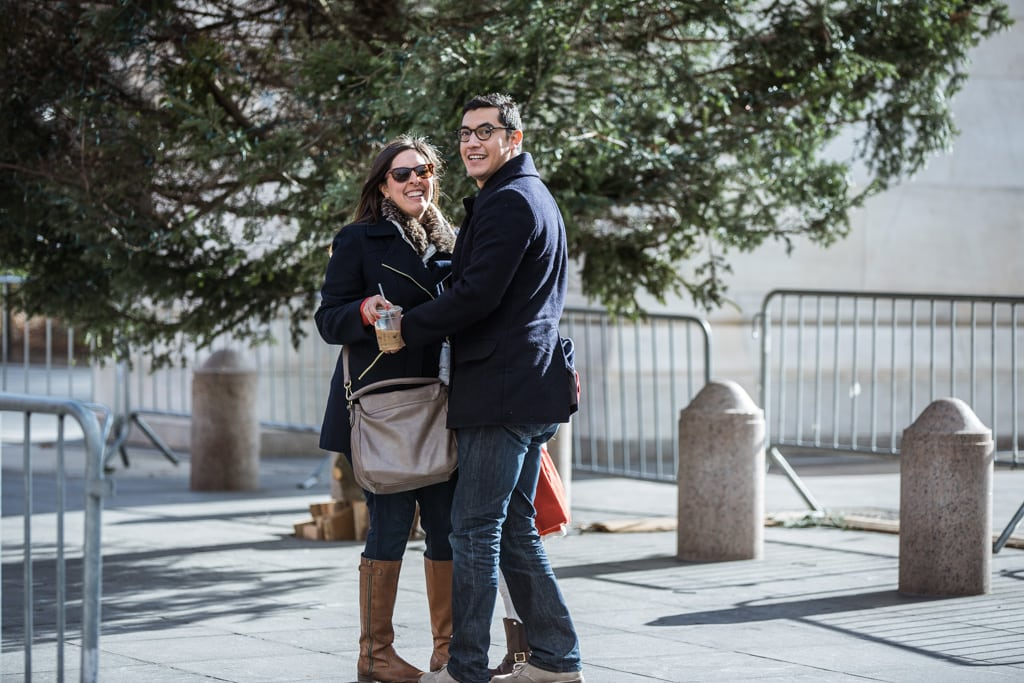 Photo 9 Secret Proposal at Washington square park | VladLeto