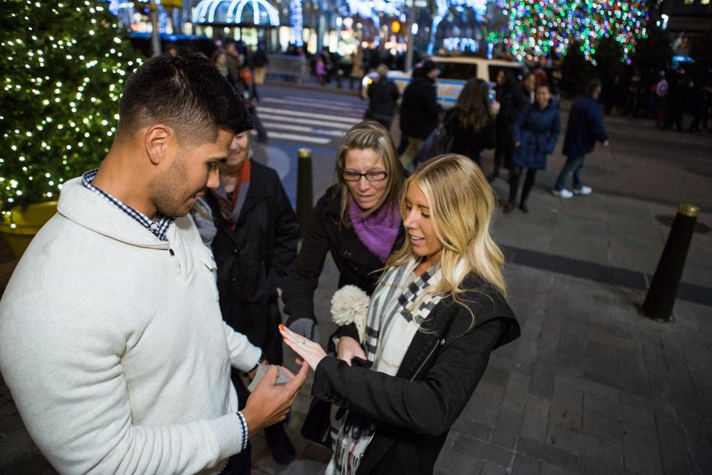 Photo 9 Proposal by the Christmas tree Rockefeller Center   VladLeto