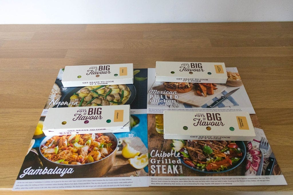 Simply Cook Review - Recipe Collection | AmateurChef.co.uk
