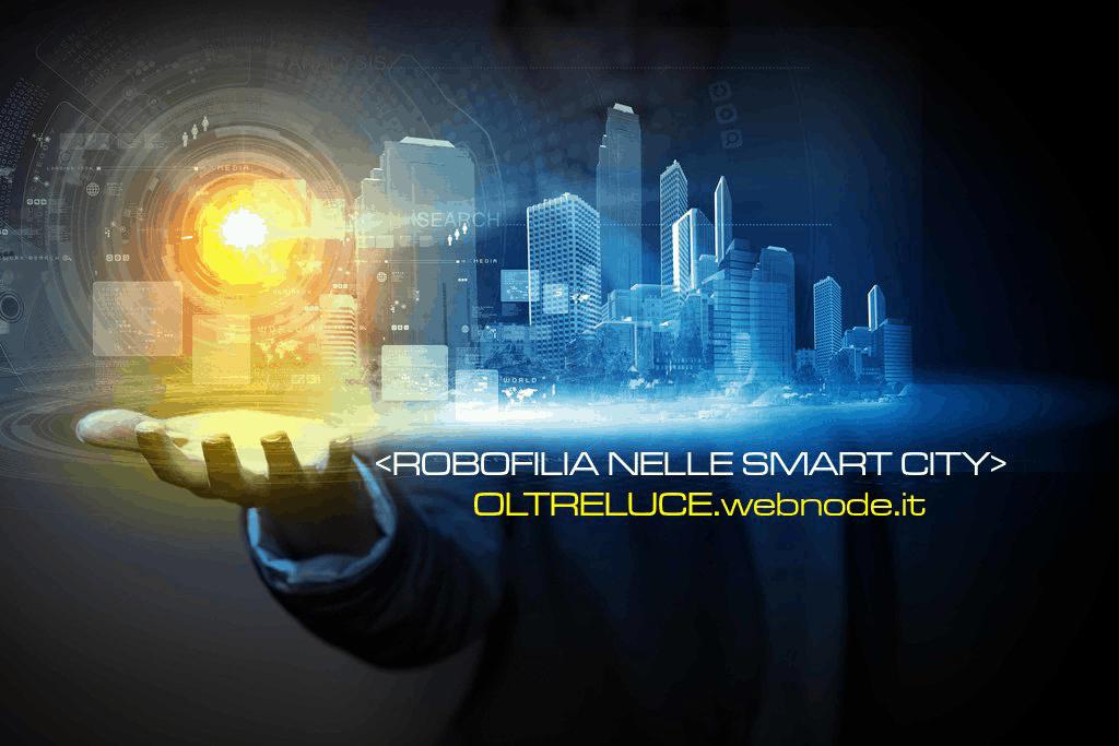 Robofilia nelle smart city
