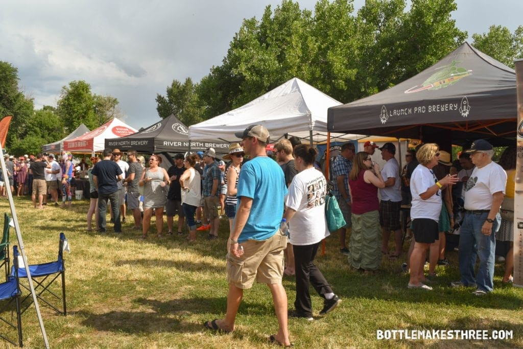 """5th Annual """"A Night to Remember"""" Beer Fest recap   BottleMakesThree.com"""