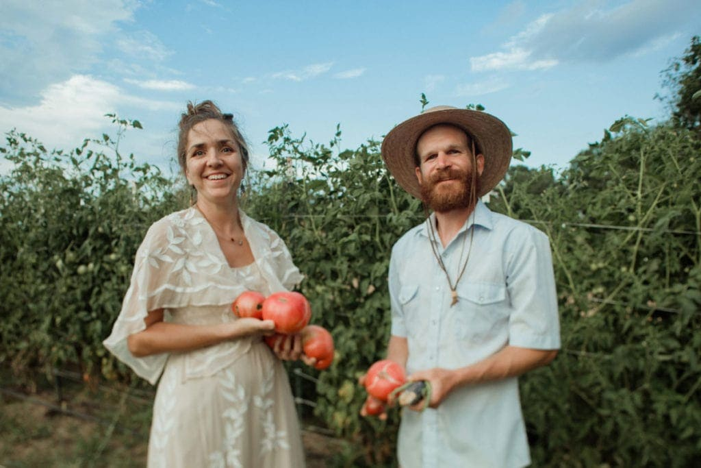 aaron and anna bellaire blooms flower farmers