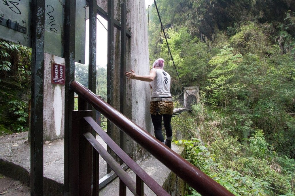 How to get to Wenshan Hot Spring