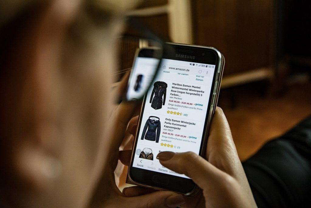 Online-shopping E-Commerce amazon ObjectCode GmbH