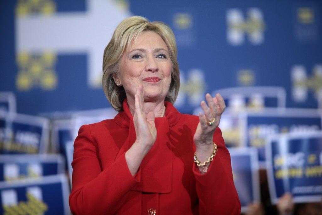 Hillary Clinton 2016 election