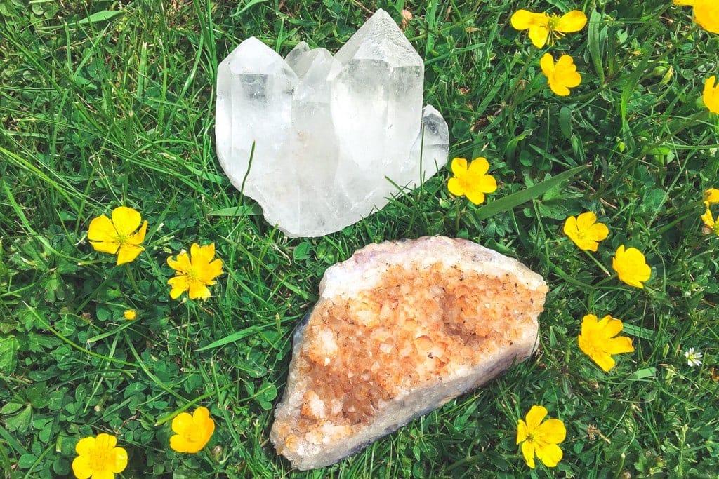 Spiral Crystals UK - 15 Crystals For Manifesting Money + Prosperity