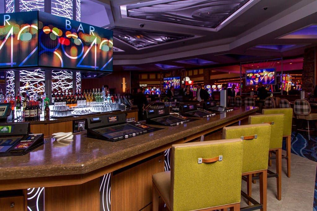 Bar 8042 located within Ameristar Black Hawk