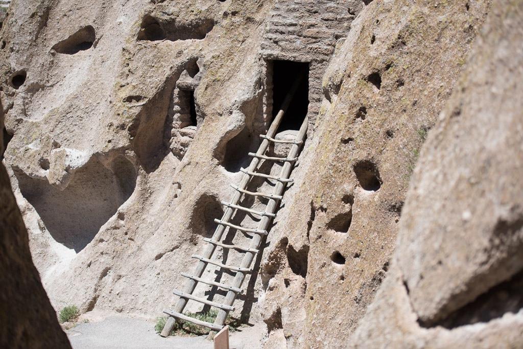 Cliff-side dwelling