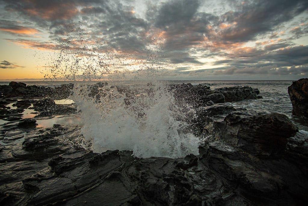molokai hawaii waves
