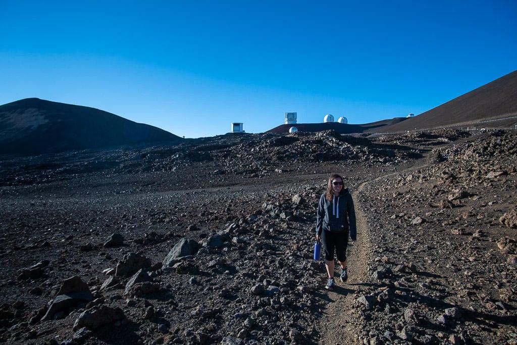 mauna kea summit hike