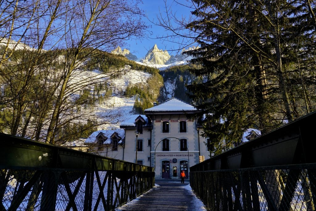 Chamonix - Montenvers train, France – Experiencing the Globe