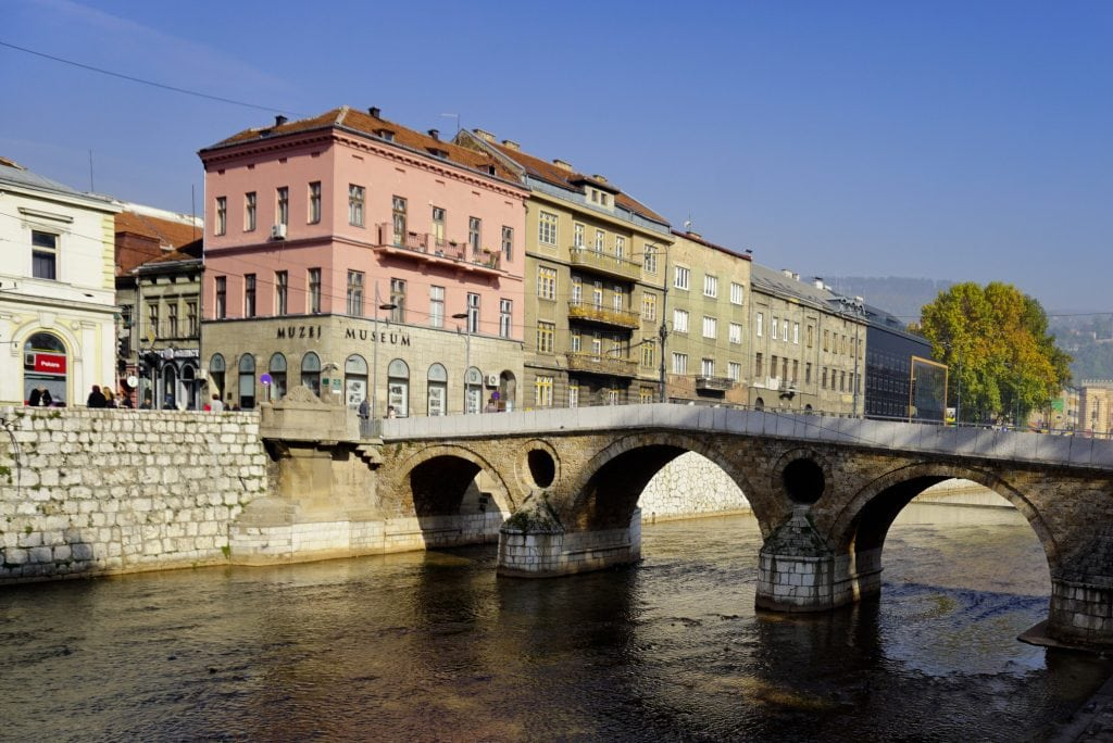 Latin Bridge, Sarajevo, Bosnia and Herzegovina - Experiencing the Globe
