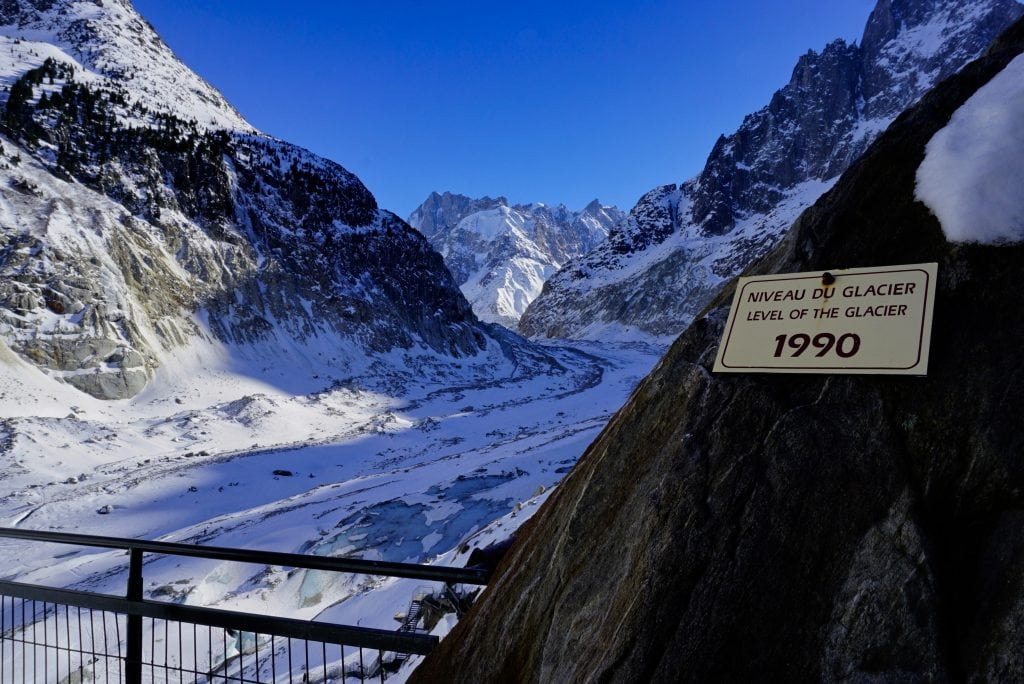 Mer de Glace, France – Experiencing the Globe