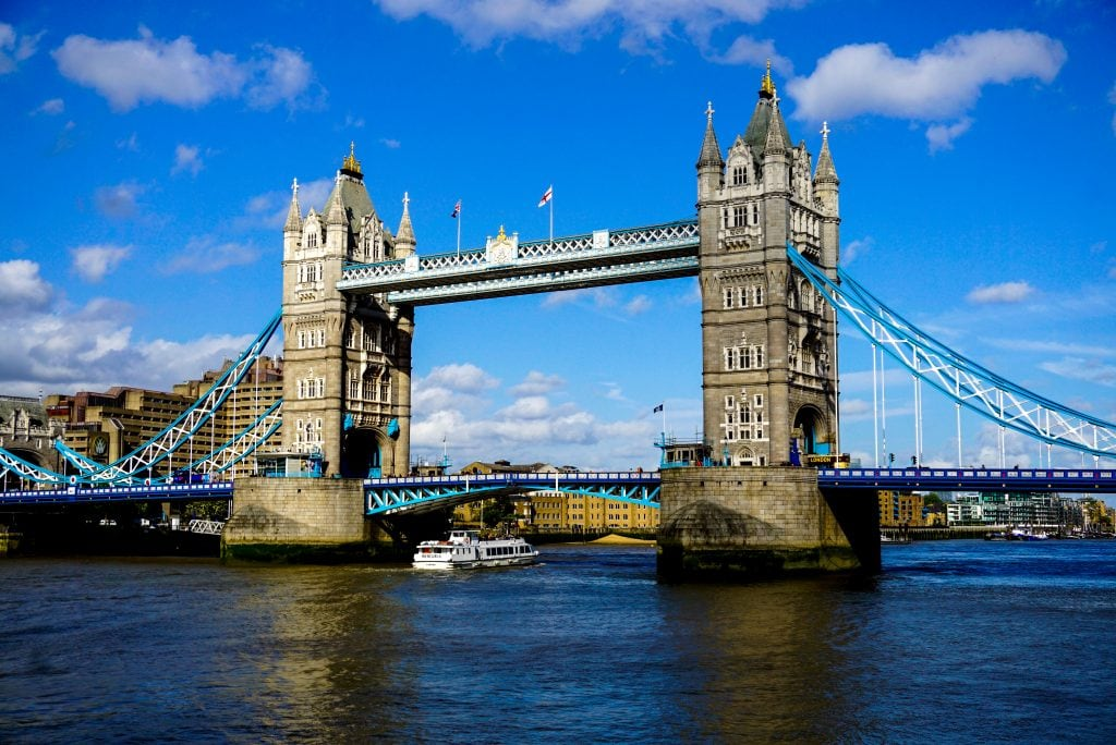 Tower Bridge, London - Experiencing the Globe