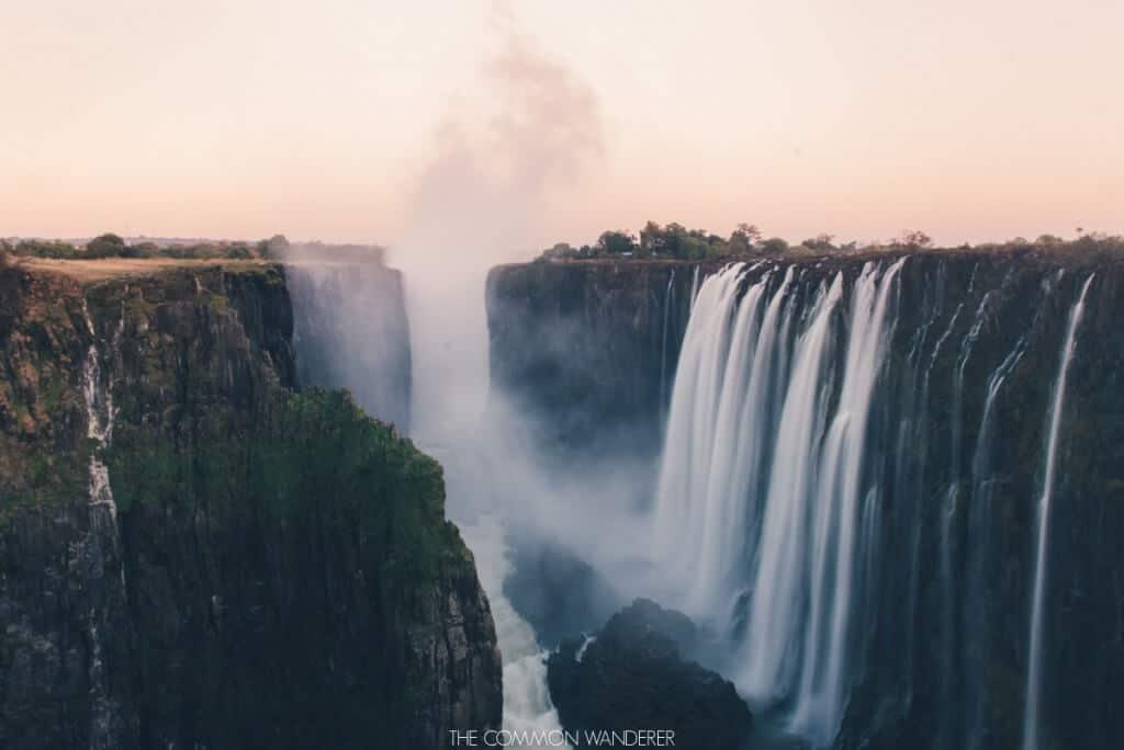 Victoria Falls, Zambia, Africa
